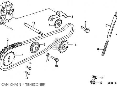 Honda St50s Dax Japan parts list partsmanual partsfiche