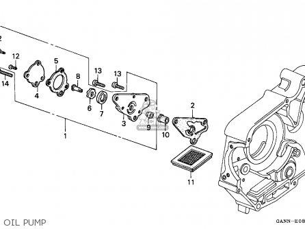 Honda ST70 DAX 1996 (T) FRANCE parts lists and schematics