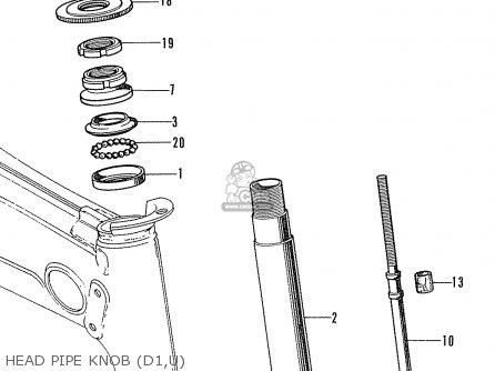Honda ST70 DAX AUSTRALIA parts lists and schematics