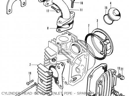 Honda ST70 DAX FRANCE parts lists and schematics