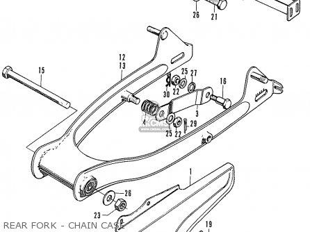 Honda St70k3 Dax England parts list partsmanual partsfiche