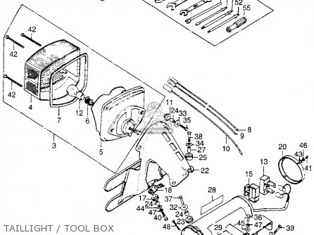 Wiring Diagram 1971 Honda 750 Four