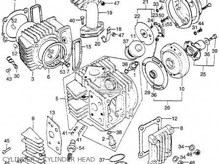 Honda st90 engine differences