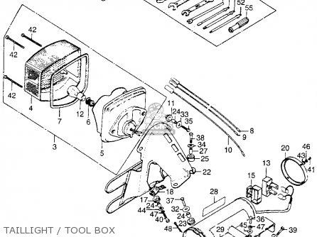 82 Yamaha Virago 750 Wiring Diagram