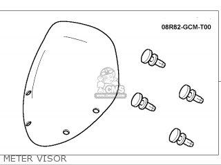 Honda SZX50S X8R 1998 (W) PORTUGAL MP T13 parts lists and