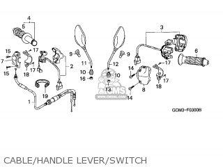 Honda SZX50X X8R 1999 (X) BELGIUM T12 parts lists and