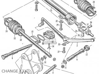 Honda T360 parts list partsmanual partsfiche