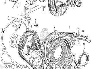 Honda T360 parts list partsmanual partsfiche