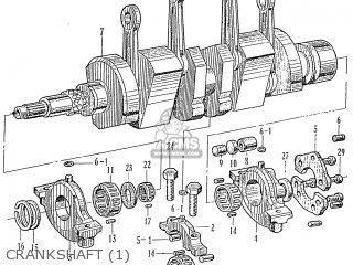 Honda T500 parts list partsmanual partsfiche