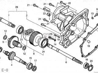 Honda TB50M GYRO UP JAPAN TA01-150 parts lists and schematics