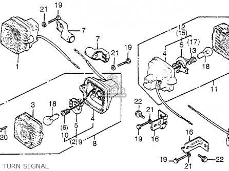 1984 Honda Shadow Sabre 700 Wiring Diagram. Honda. Auto
