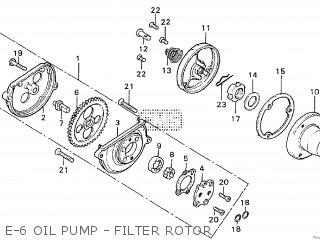 Honda TL125S ENGLAND parts lists and schematics