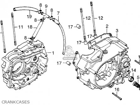 Honda Pc800 Wiring Diagram