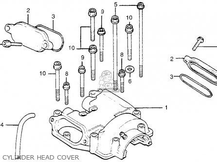 Honda TL250 TRIALS 1976 USA parts lists and schematics