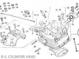 Honda TLR200 1983 (D) parts lists and schematics