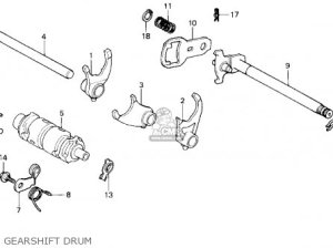 Honda Tlr200 Reflex 1987 (h) Usa California parts list partsmanual partsfiche