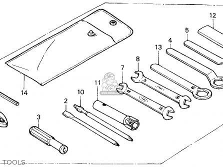 Honda Tl125 Wiring Diagram Honda Cf50 Wiring Diagram ~ ODICIS