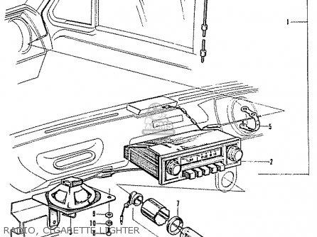 Honda TN360 MINI TRUCKS parts lists and schematics