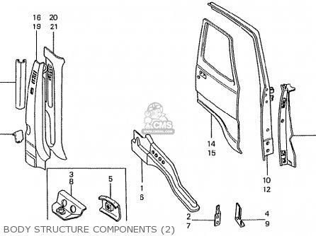 Honda Tn360k3 Tn7 Rh Drive Kmh Type Kq parts list