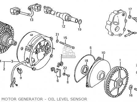 Transmission Dipstick Level Transmission Impeller wiring