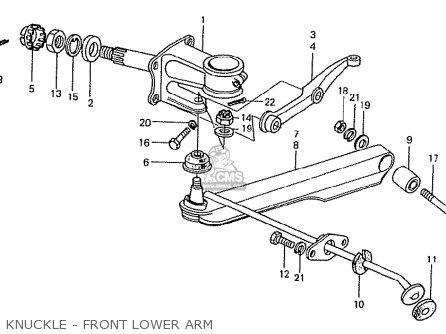 Honda TN360K3 TN7 RH DRIVE MPH TYPE KU parts lists and