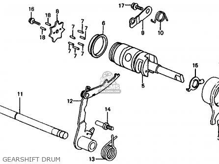 Honda 1985 Trx 125 Wiring Diagram 1985 Honda Atc 185