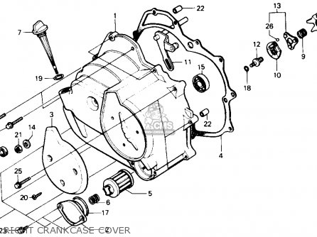 Honda Trx 125 Engine Diagram • Wiring Diagram For Free