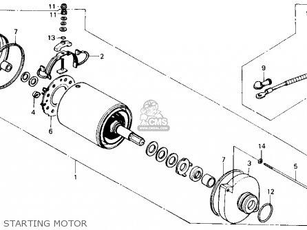 1986 Honda Fourtrax 125 Parts Diagram. Honda. Auto Wiring