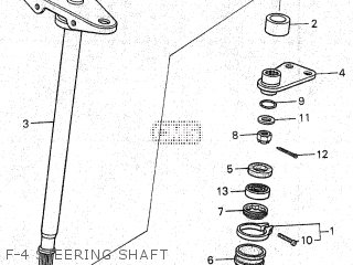 Honda TRX125 FOURTRAX 1986 (G) parts lists and schematics