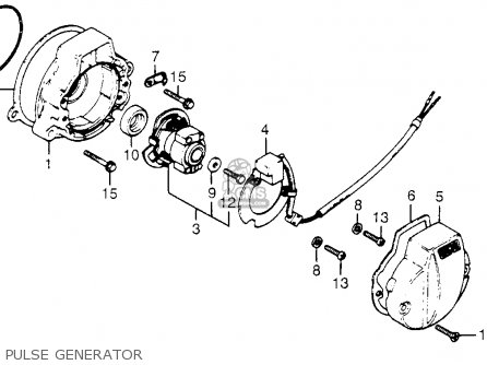 Diagram Of Honda Atv Parts 1984 Trx200 A Transmission