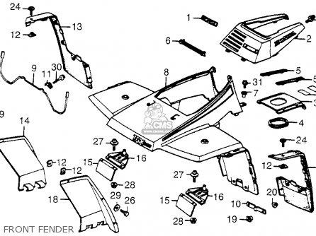 Wiring Diagram For 1988 Honda 300 4 Wheeler, Wiring, Get