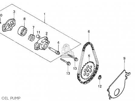 Honda TRX200D 1996 (T) USA parts lists and schematics