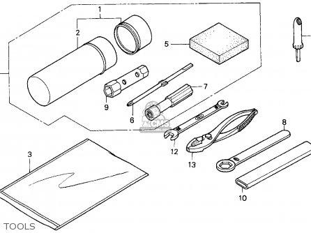 Honda Trx200d 1996 (t) Usa parts list partsmanual partsfiche