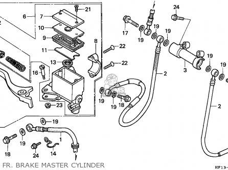 Trx Honda 50 Motor Honda CBR 50 Wiring Diagram ~ Odicis