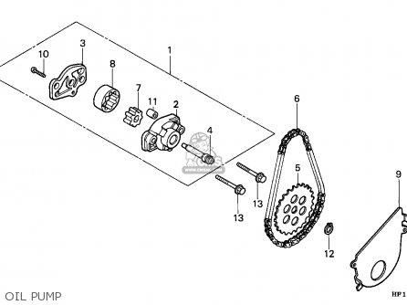 Honda TRX200D FOURTRAX 1991 (M) CANADA parts lists and
