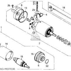 Honda Fourtrax 250 Carburetor Diagram Volvo Penta Trim Parts Trx250 1986 (g) Usa List Partsmanual Partsfiche