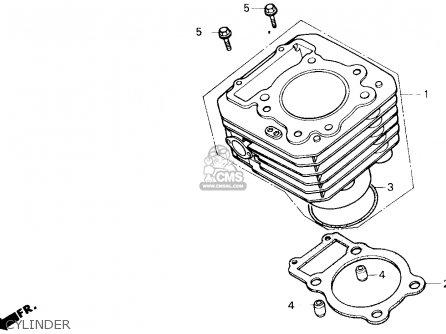 1985 Honda Elite Wiring Diagram