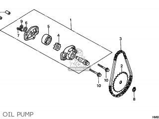 Honda TRX250 RECON 2001 (1) AUSTRALIA TH parts lists and