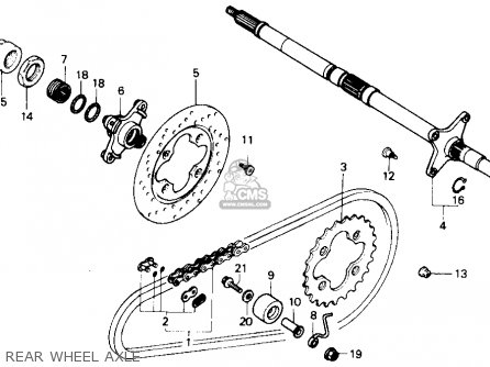 1986 Honda Elite 80 Wiring Diagram 49Cc Pocket Bike Wiring