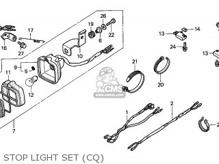 Honda TRX250TE FOURTRAX RECON 2002 (2) UNKNOWN EC parts