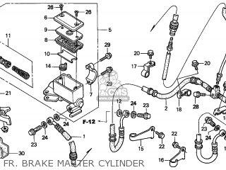 Honda TRX250TE FOURTRAX RECON 2003 (3) CANADA EC REF parts