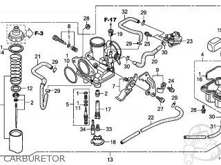 Honda TRX250TM FOURTRAX RECON 2007 (7) AUSTRALIA / CMF