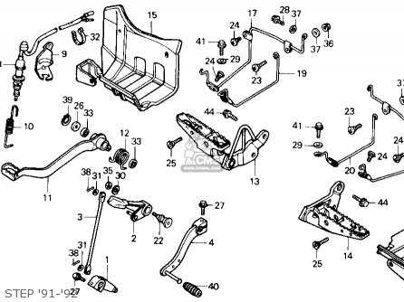 Honda Cr 85 Wiring Diagram