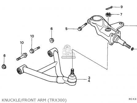 1998 Honda Fourtrax Wiring Diagrams, 1998, Free Engine