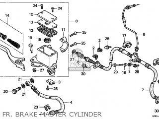 Honda Trx300 Fourtrax 300 1999 Usa Right Crankcase Cover