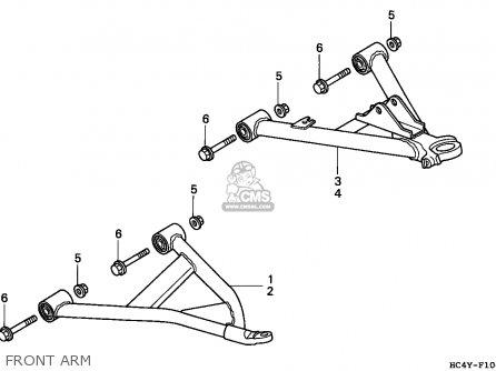 1996 Honda 300 Trx Wiring Diagram Honda TRX 300 Wheels