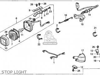 Honda TRX300 FOURTRAX 1999 (X) UNKNOWN parts lists and