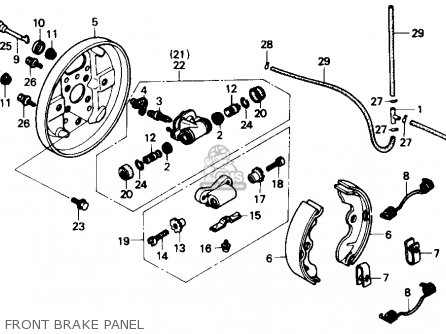 Honda Accord Carburetor Diagram Source Http Www Cmsnl Com Honda