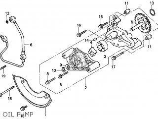 Honda TRX300 FOURTRAX 300 1997 (V) USA parts lists and
