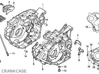 Honda TRX300EX 2001 (1) USA parts lists and schematics